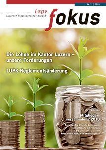 Die Löhne im Kanton Luzern - unsere Forderungen